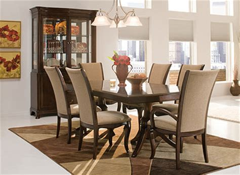 raymour and flanigan keira dining room set keira transitional dining collection design tips ideas