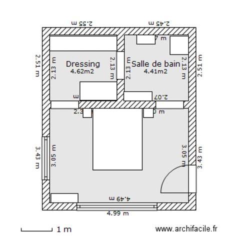 chambre dressing salle de bain plan chambre parentale avec salle de bain et dressing 10