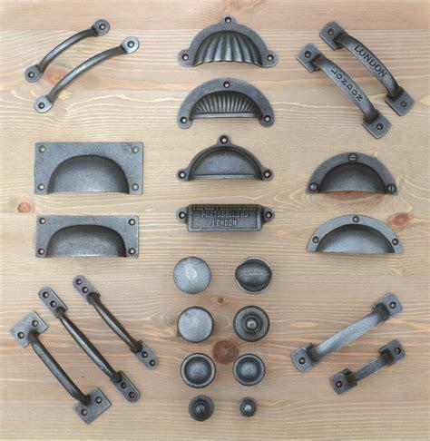 cast iron chest drawer door handles knobs wardrobe