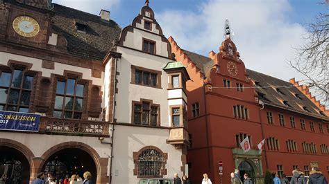 Rathaus In Freiburg by Freiburg In 10 Bildern On My Journey