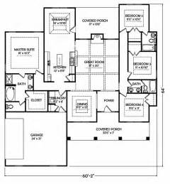 4 bedroom ranch floor plans 1000 images about limited offer 125 95 ranch style house plan 120i on