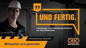 Obo Bettermann Produkte : brandneue kampagne gibt klare richtung vor ~ Frokenaadalensverden.com Haus und Dekorationen