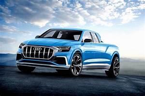 Pick Up Audi : audi 2017 audi q8 concept pickup audi q8 audi concept cars carsboard ~ Melissatoandfro.com Idées de Décoration