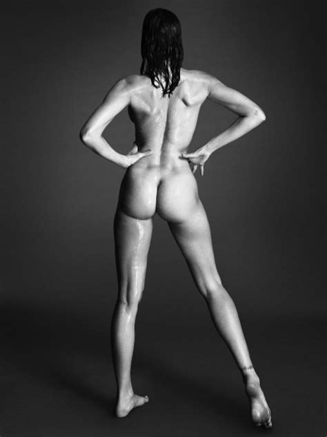 Naked Supermodels For Interview Magazine Of The Day