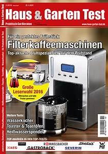 Haus Garten Test : ausgabe 2 2016 haus garten test ~ Orissabook.com Haus und Dekorationen