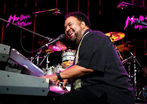 george duke keyboardist  crossed genre boundaries