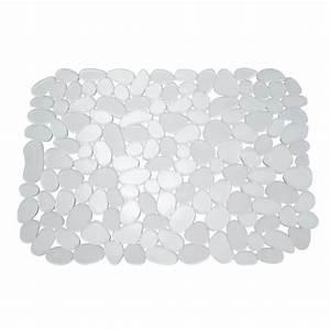 Tapis Grand Format : tapis d 39 vier transparent grand format pebblz de interdesign ares cuisine ~ Teatrodelosmanantiales.com Idées de Décoration
