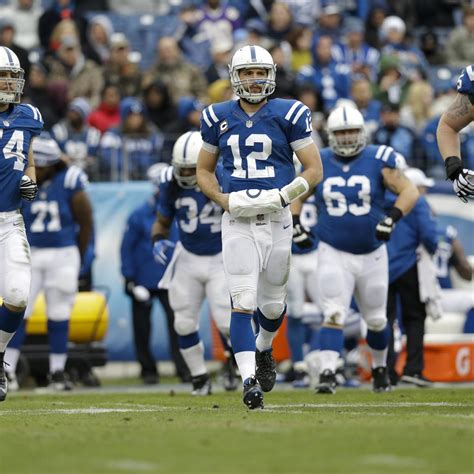 NFL Wild Card Weekend 2015: Updated Odds, TV Schedule and ...