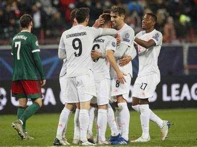 champions league: Champions League: Bayern Munich ...