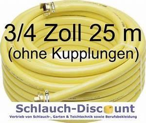 Schlauch 3 4 Zoll : 3 4 zoll 25 m wasserschlauch gartenschlauch gelb trikot schlauch discount ~ Eleganceandgraceweddings.com Haus und Dekorationen