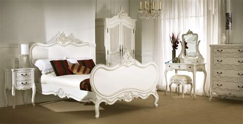 A Creative And Crafting Combination With French Bedroom