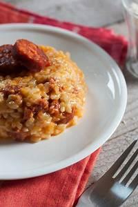 Casserole Cyril Lignac : risotto chorizo fa on cyril lignac plat en 2019 pinterest risotto recette et chorizo ~ Melissatoandfro.com Idées de Décoration