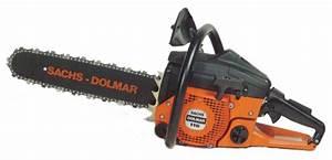 Sachs Dolmar 116  56cc  Pro