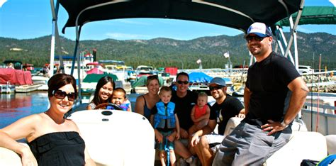 Liberty Lake Boat Rentals by Pine Knot Marina