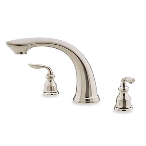 price pfister tub faucet buy price pfister 174 avalon 8 foot foot tub faucet