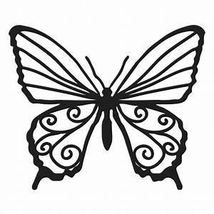 Butterfly Crafter's Workshop Balzer Bits Masks   Cricut ...