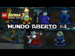LEGO Batman 3: Beyond Gotham - Shazam, Kid Flash e Music ...