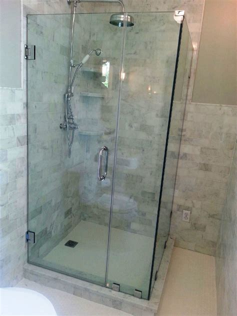 frameless shower enclosures cost  nice small naples