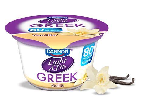 vanilla yogurt vanilla greek yogurt light fit 174
