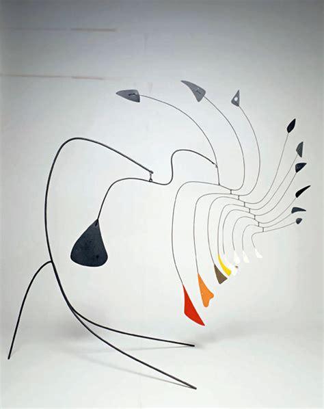 Calder Mobile Sculptures by Speedboys Calder Mobile Sculptures