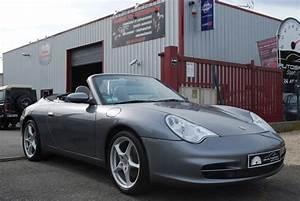 Porsche 911 Type 996 : porsche 911 996 cabriolet 3 6 320 ch 45 autosport ~ Medecine-chirurgie-esthetiques.com Avis de Voitures