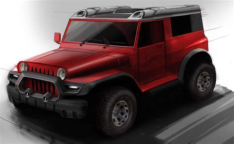 dilip chhabria modified jeep dc design teases modified mahindra thar concept ndtv