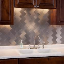 kitchen backsplash stick on tiles 32 pcs peel and stick kitchen backsplash adhesive metal tiles for wall