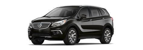 buick envision small luxury suv buick
