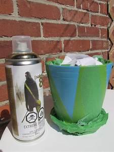 Ouvrir Un Pot De Peinture : 3 bricolages avec du spray dor d conome ~ Medecine-chirurgie-esthetiques.com Avis de Voitures