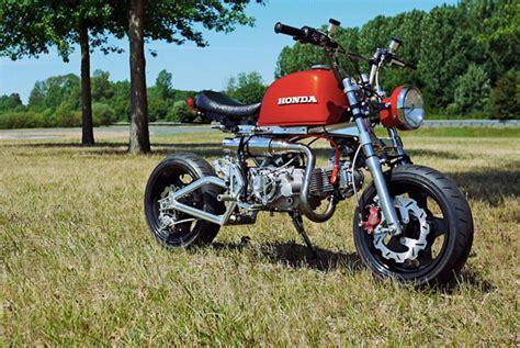Honda Monkey Image by Honda Honda Monkey 50 Moto Zombdrive