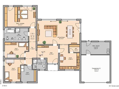 Großer Bungalow Grundriss by Die Besten 25 Bungalow Bauen Ideen Auf