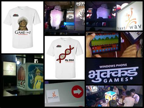 nextwave  select   windows phone bhukkad games event blog