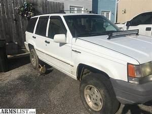 Armslist  Trade  94 Jeep Grand Cherokee