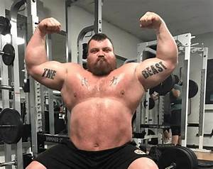 Eddie Hall Is Interested in Becoming an Olympic ...
