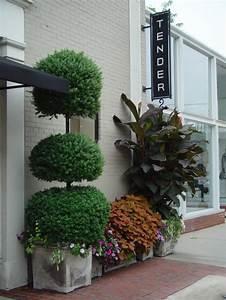 Planters: amazing front door planters Front Door Planter ...
