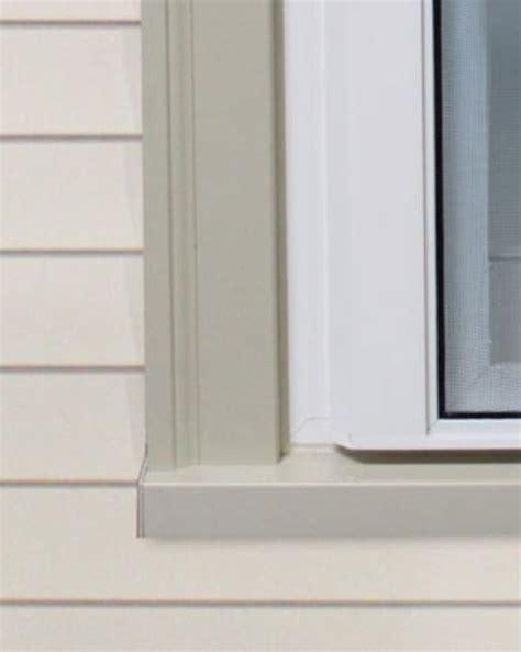 viwinco introduces brick mold trim erie materials