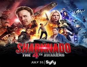 Trailer For Sharknado 4 - 98FM