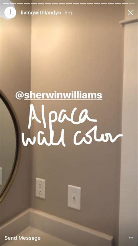 alpaca paint color best 25 sherwin williams alpaca ideas on