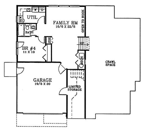 split level floor plan 17 best images about split level floor plans on