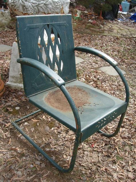 Garden Chairs For Sale by Sale Antique Metal Lawn Chair Metal Garden Chair By