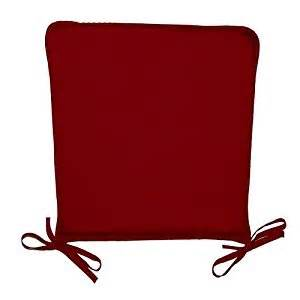 dining chair seat pad kitchen garden furniture cushion pads burgundy co uk kitchen home
