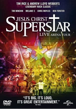 jesucristo superstar live arena tour 2012 filmaffinity