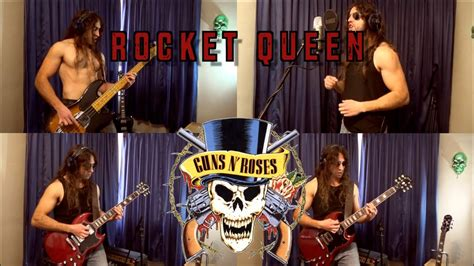 Guns N' Roses Cover By Carlos Molina