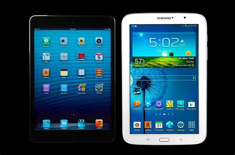 ipad mini  samsung galaxy note   depth tablet comparison digital trends