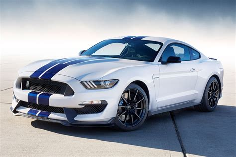 2016 Ford Shelby Gt350 Coupe Pricing