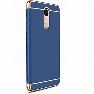 Febelo Back Cover for Mi Redmi Note 4 Blue, Back Cover