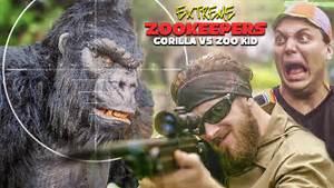 Harambe the Gorilla Gets Revenge in New Short Film - Dread ...