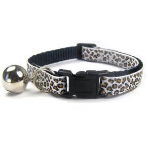 cat collars tundra cat collar white leopard coolcatcollars co uk