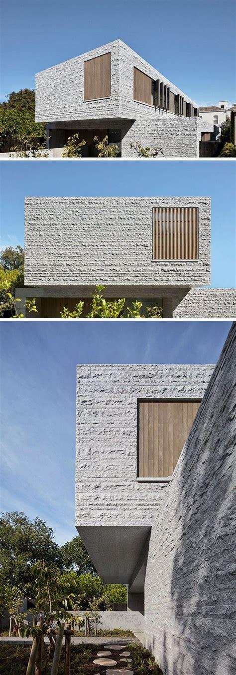 Moderne Japanische Häuser by Fassadenverkleidung Granitplatten Minimalistisch