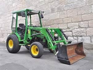 John Deere Kleintraktor : john deere 955 schmalspurtraktor kleintraktor traktor ~ Kayakingforconservation.com Haus und Dekorationen